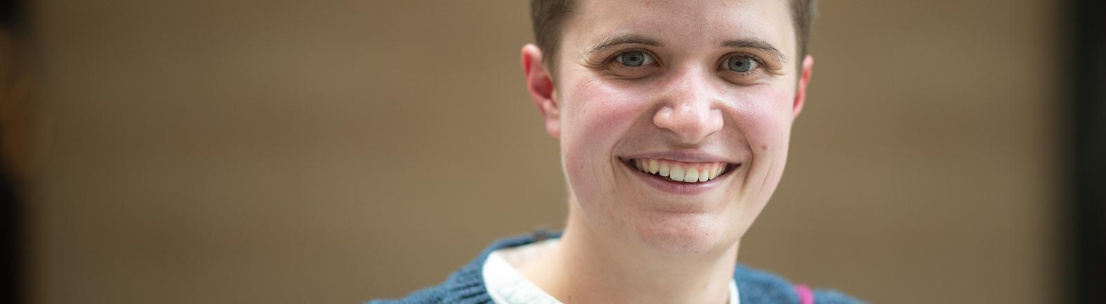 Synoden-Chefin Anna-Nicole Heinrich