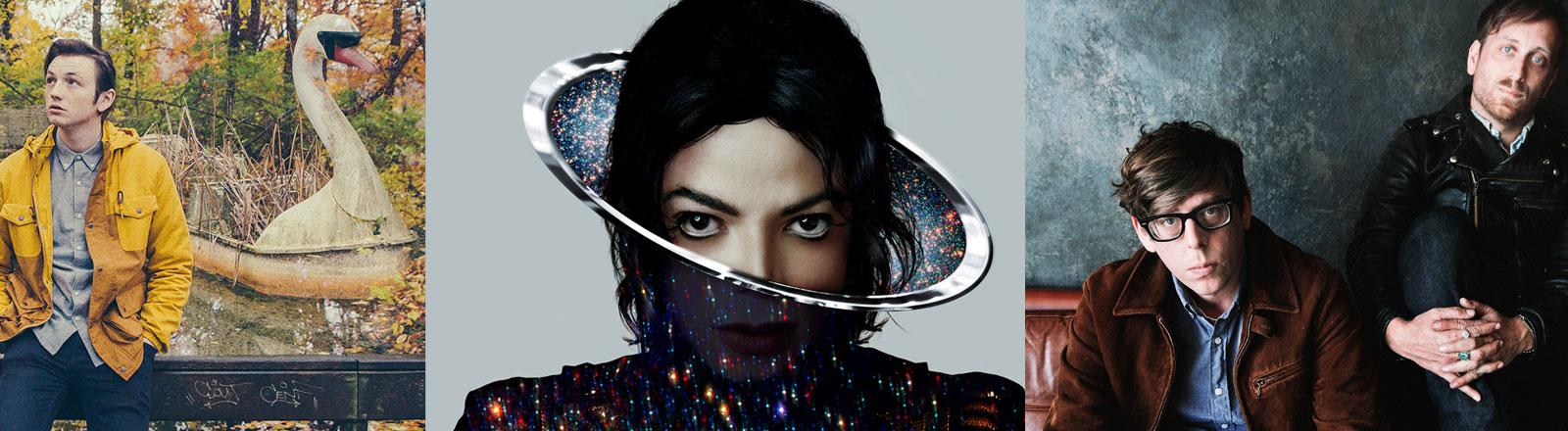 Lewis Watson, Michael Jackson und die Black Keys.