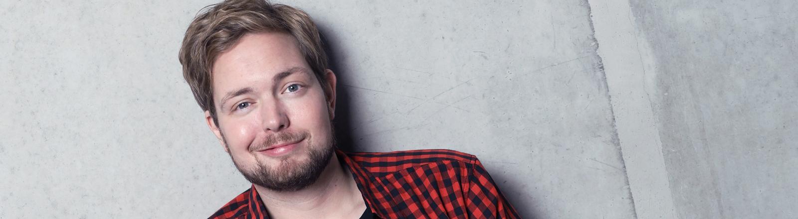 Comedian Bastian Bielendorfer