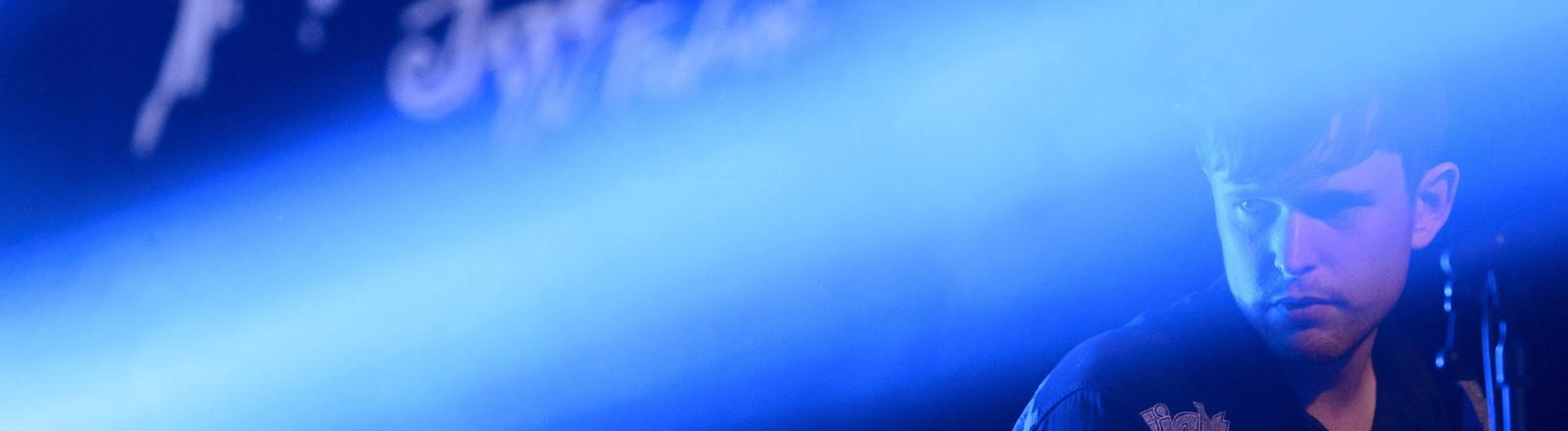 James Blake beim Montreux Jazz Festival