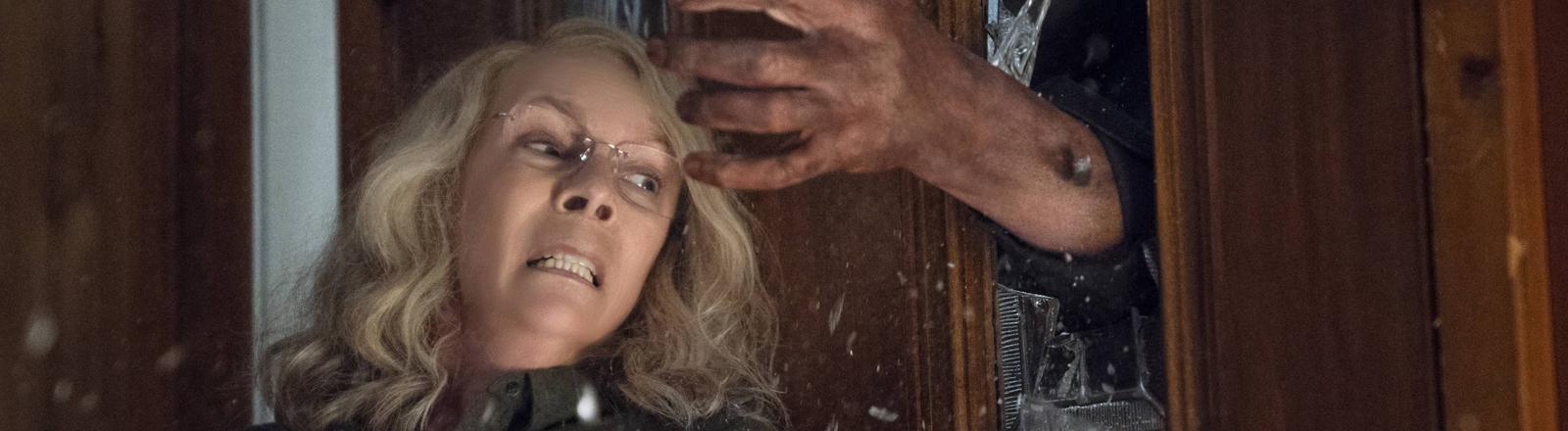 """Jamie Lee Curtis in """"Halloween"""""""