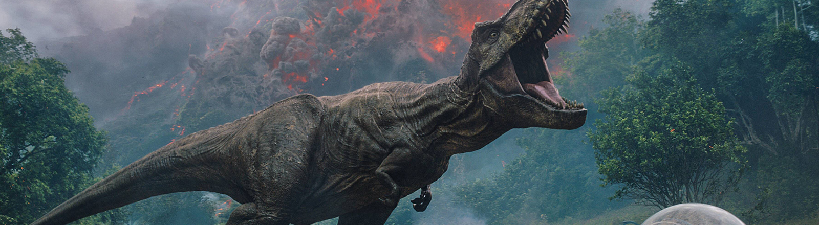 Szene aus Jurassic World 2