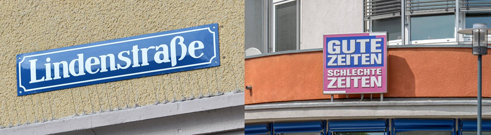 Lindenstraße GZSZ