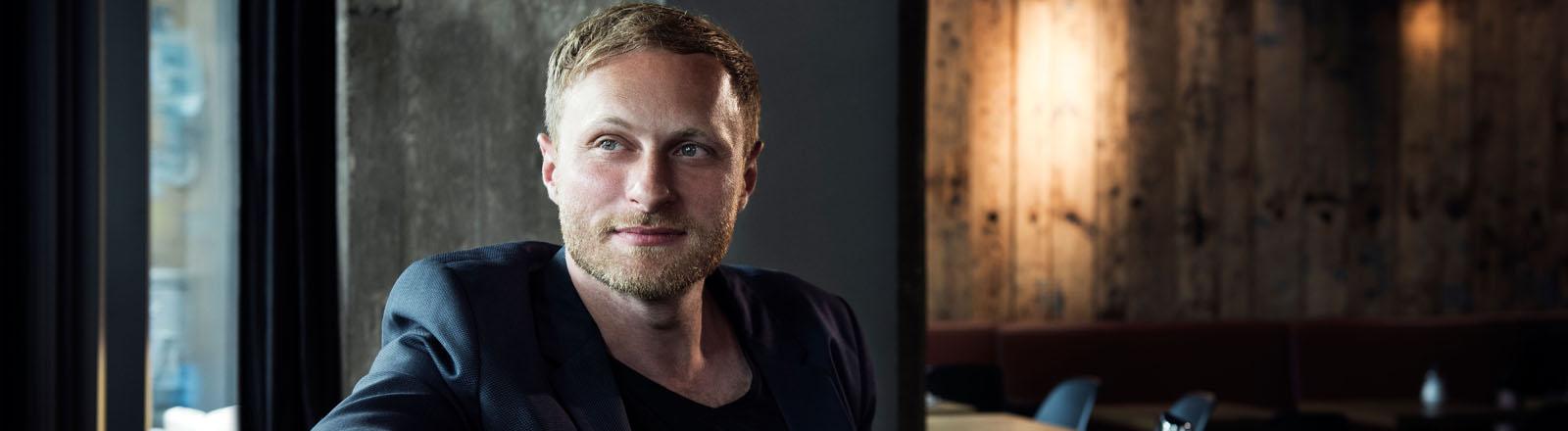 Portrait von Michael Nast