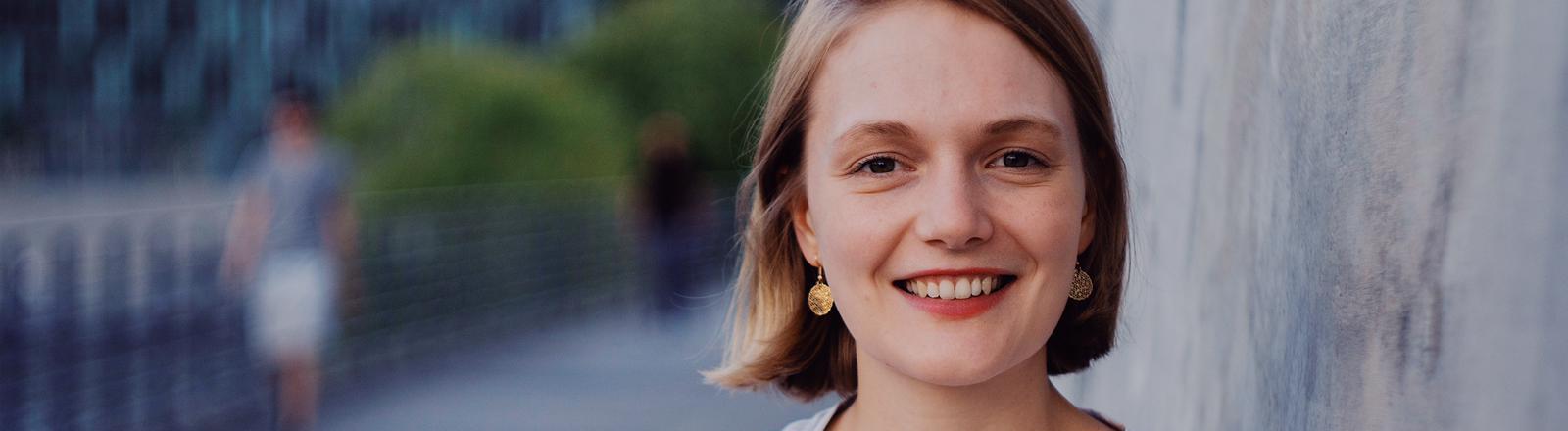 FDP-Politikerin Ria Schröder