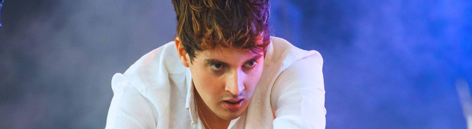 Roosevelt - Marius Lauber - beim Melt-Festival 2016
