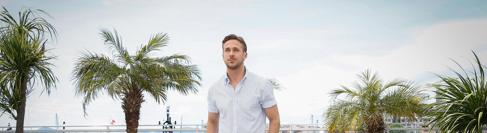 Ryan Gosling bei Photocall zu Lost River bei den Filmfestspielen in Cannes