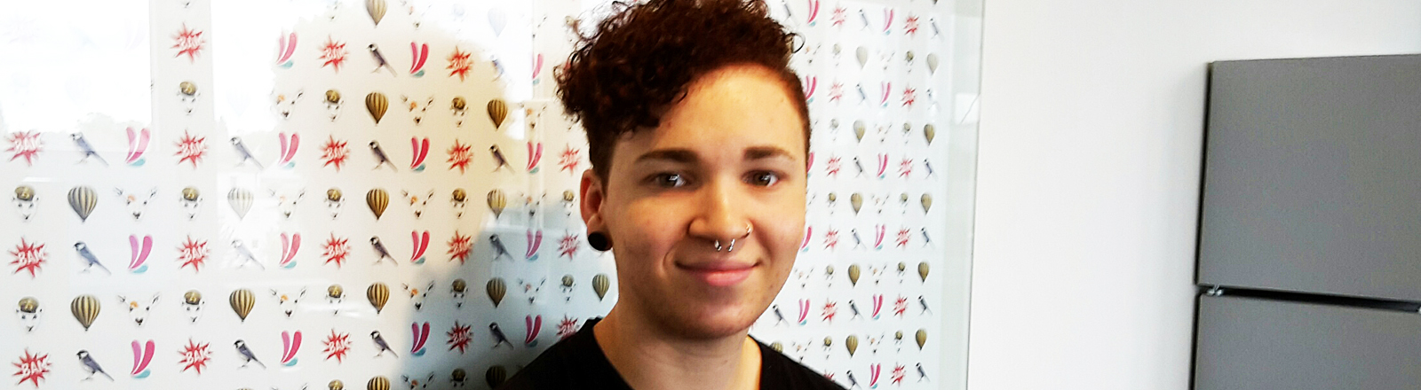 Adam, 23, studiert Japanologie und Geschichte in Düsseldorf