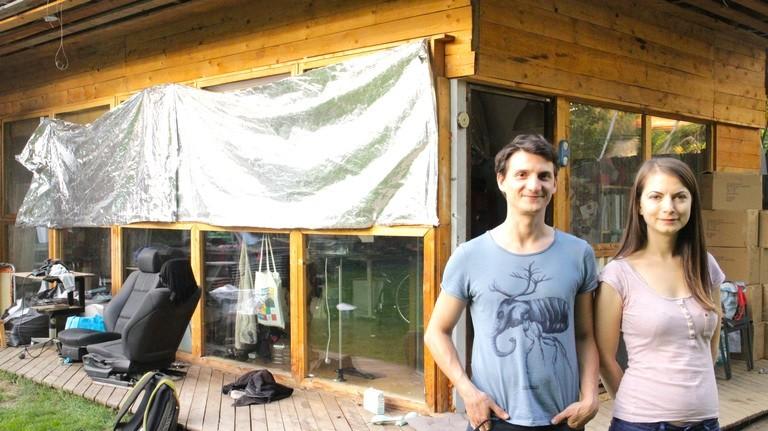 Paul Popescu und Ioana Calen haben das Modulab vor acht Jahren gegründet.