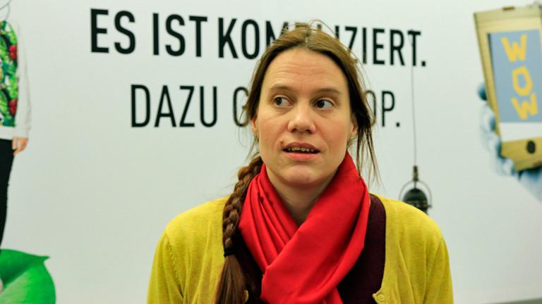 Laura Graen.
