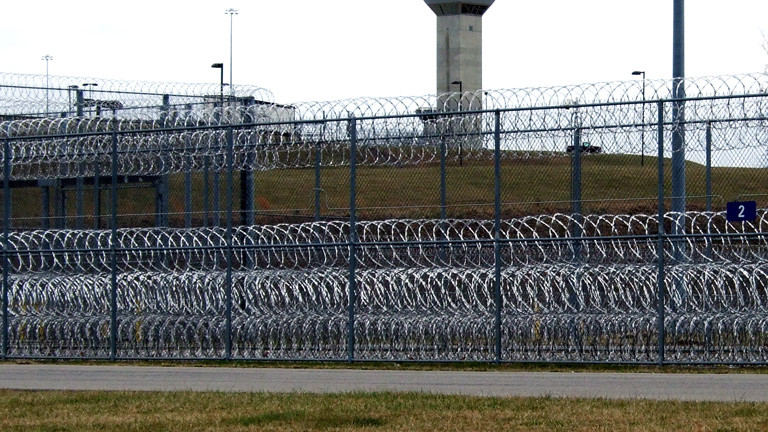 Frauengefängnis in Hazelton