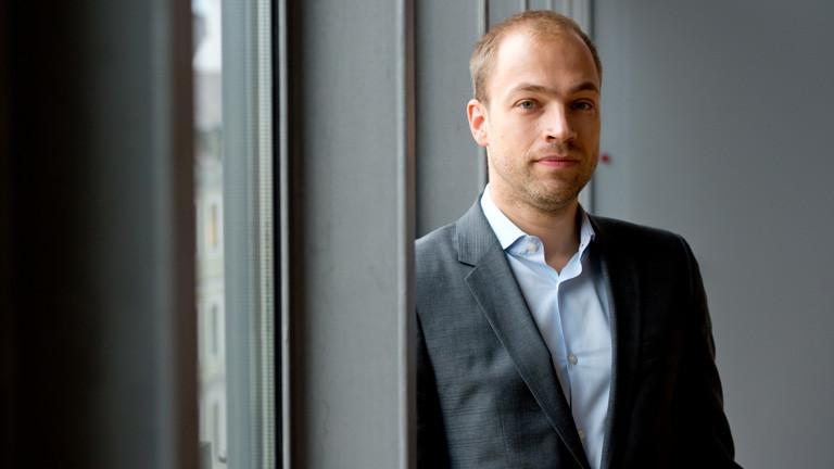 Sebastian Matthes, Chefredakteur der Huffington Post Deutschland