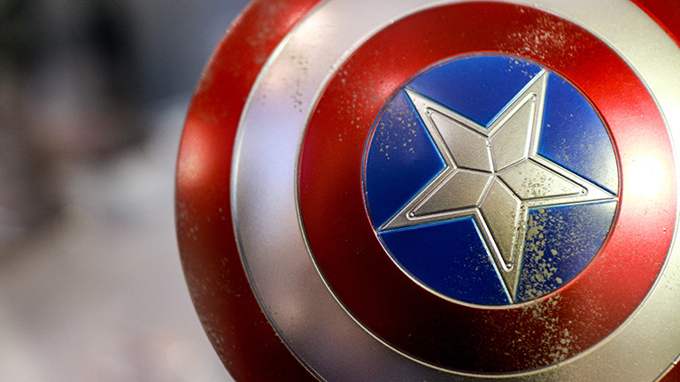 Captain America – der erste Marvel-Comic
