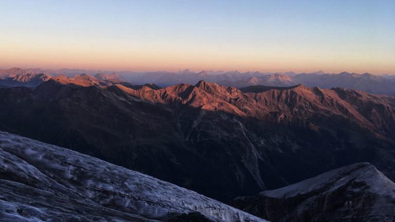 Alpen-Panorama