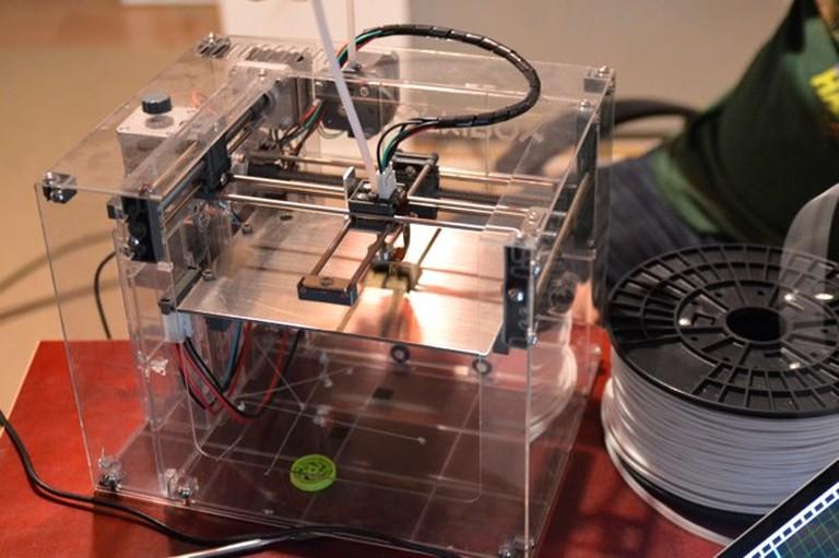 Der Billig-3D-Drucker Makibox hat noch niemals überzeugt.