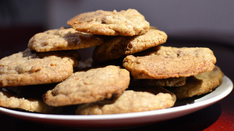 Leckere Kekse.