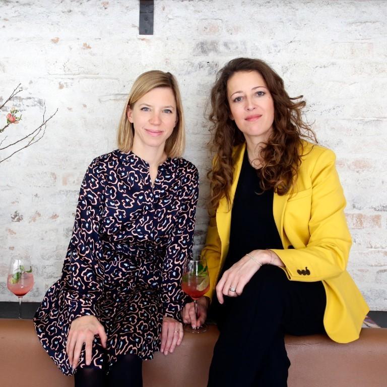 Anke Helle und Mateja Mögel, Chefredakteurinnen der Freundin