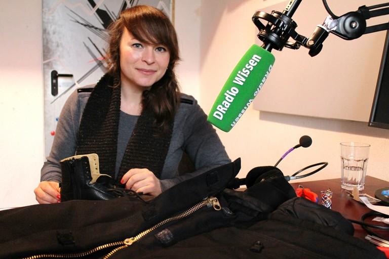 Resi Springer ist Schneiderin, Werklehrerin und Teil des Netzbastel-Kompetenzteams.