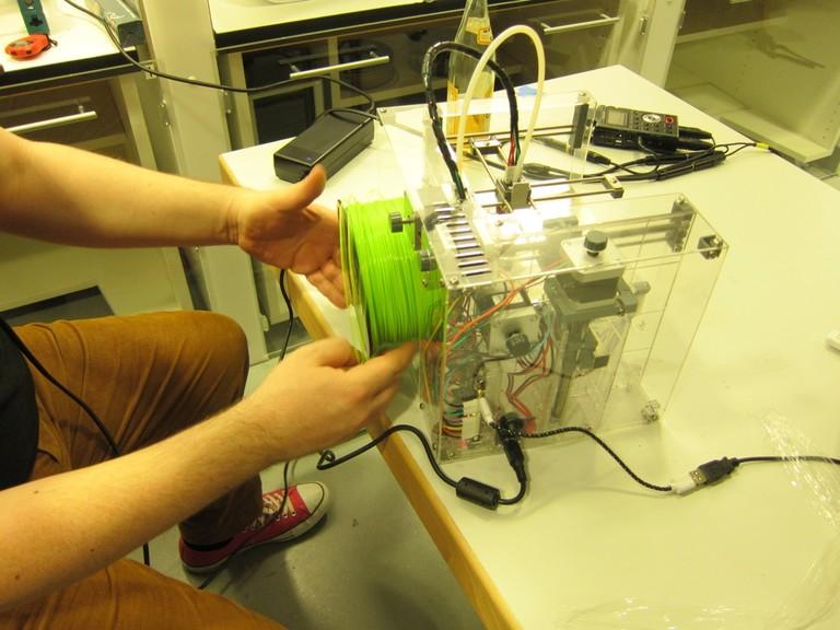Und das DRadio-Wissen-Plastikmaterial