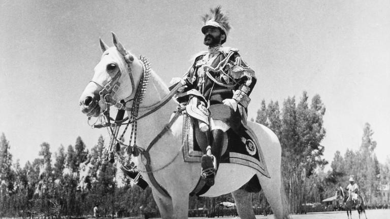 Kaiser Haile Selassie von Abessinien