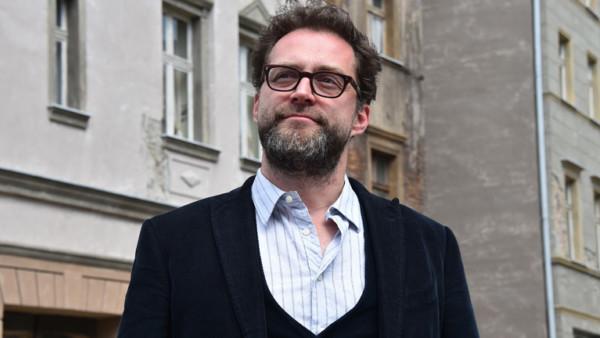 Szenenbildner Uli Hanisch in Berlin