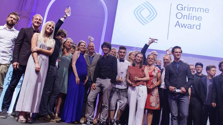 Der Grimme Online Award 2016.