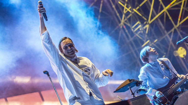 Arcade Fire 17.07.2017 in Mailand