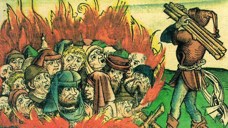 Judenverfolgung 1493