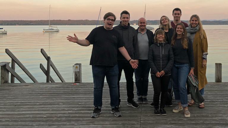 Das Team der Tutzinger Radiotage.