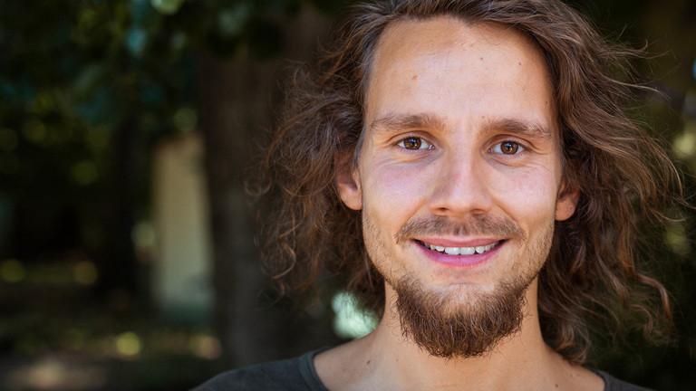 Der Autor Tobias Rosswog.