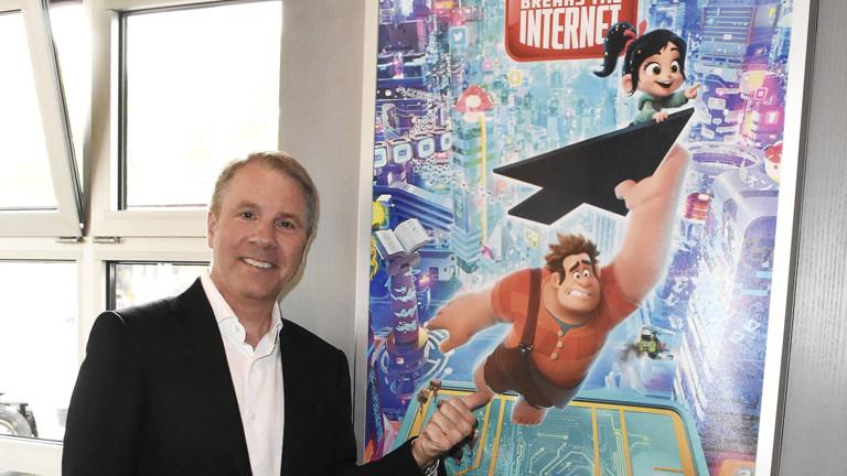 Disney-Produzent und Oscar-Gewinner Clark Spencer