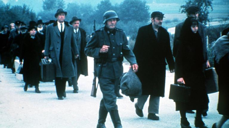 """Filmszene aus der US-amerikanischen Serie """"Holocaust"""""""