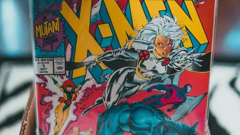Zusehen ist das Cover eines X-Men-Comics.