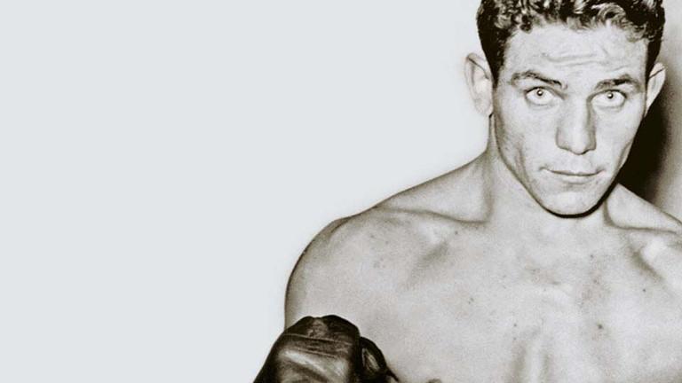 Ehemaliger KZ-Insasse und Boxer Harry Haft