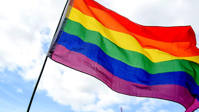 LGBT-Flagge