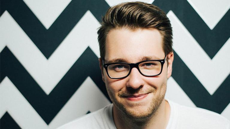 Portrait des Drehbuchautors Stefan Titze