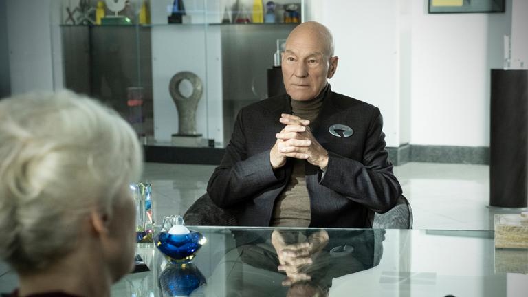 """Filmstill aus """"Star Trek: Picard"""""""