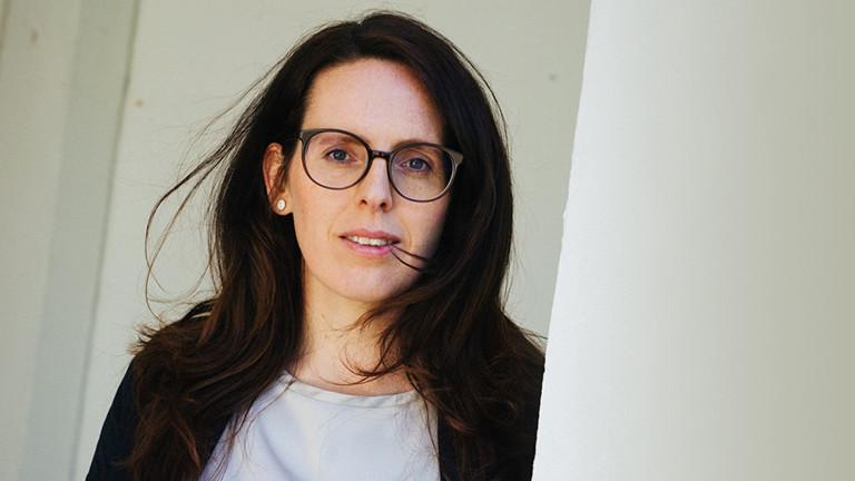 Portrait der Intensivpflegerin Kerstin Strebe