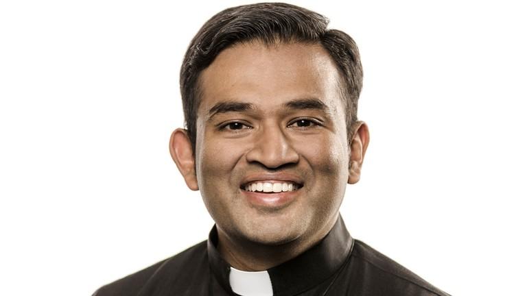 Pfarrer Regamy Thillainathan