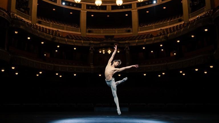 Friedemann Vogel tanzt im Opernhaus Stuttgart