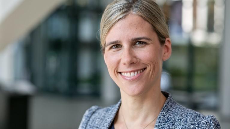 Porträt von Professorin Christine Knaevelsrud