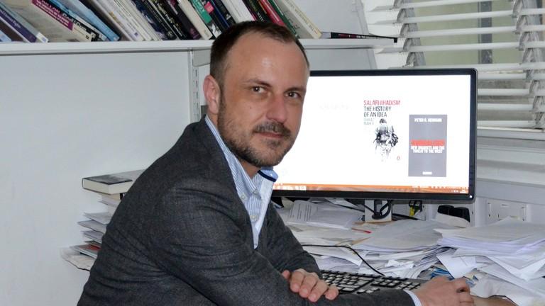 Peter Neumann, Terrorismus-Experte