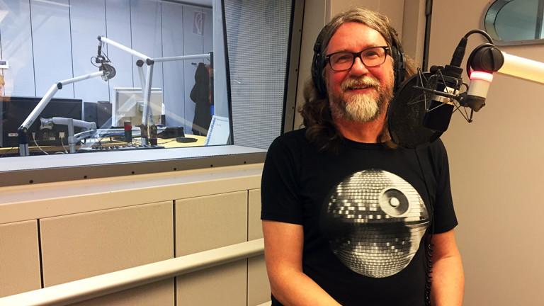 Björn Schulz im Studio