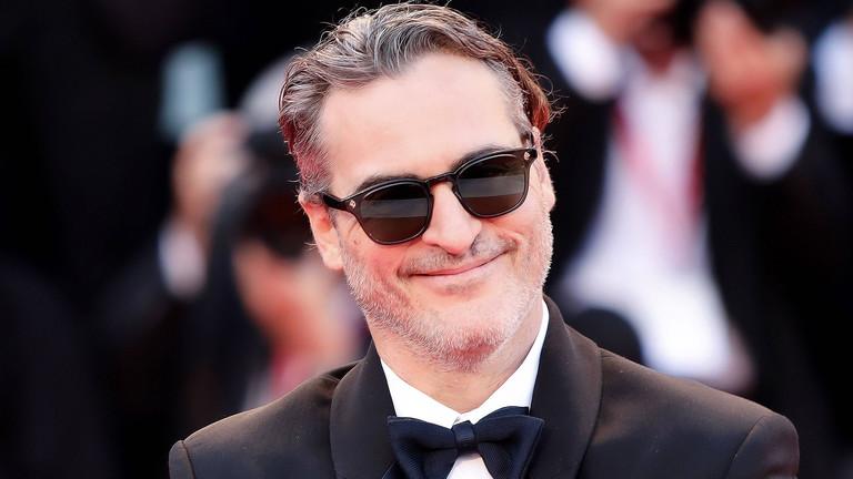 Joaquin Phoenix 2019 bei den Filmfestspielen in Venedig