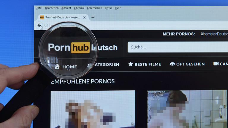 Pornhub-Screenshot