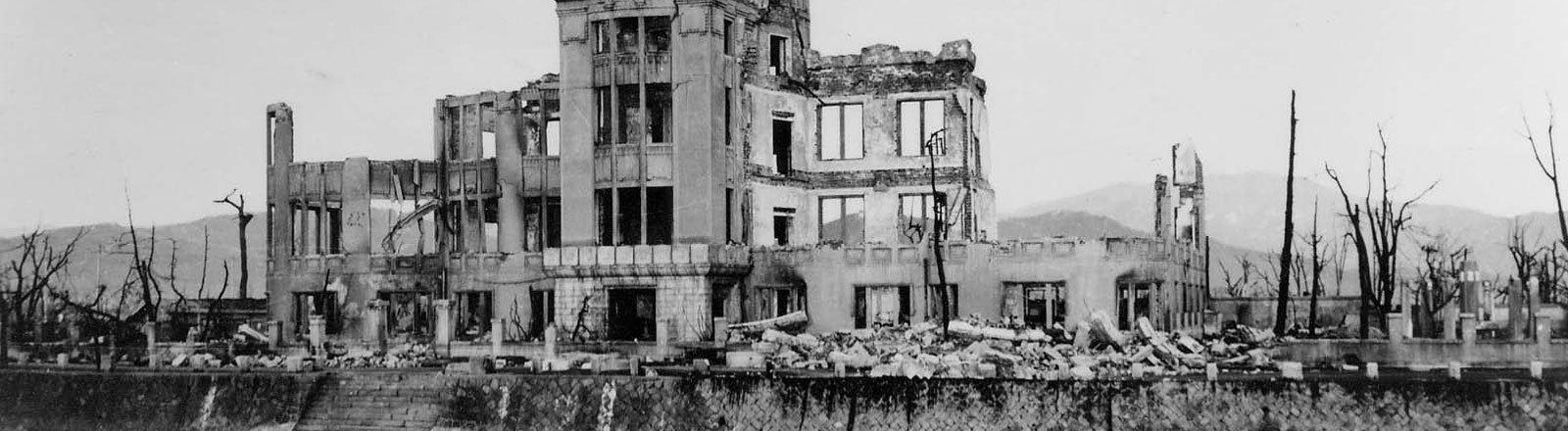 Das zerstörte Hiroshima