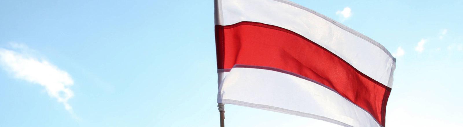 Flagge Belarus