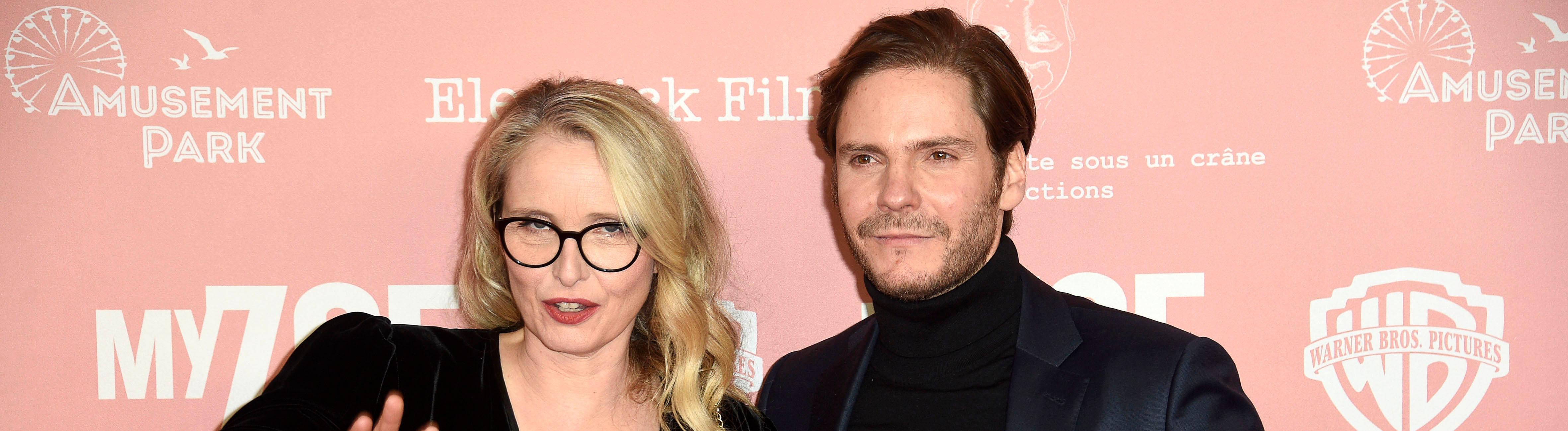Julie Delpy und Daniel Brühl bei der Premiere des Kinofilms My Zoe im Kino International.