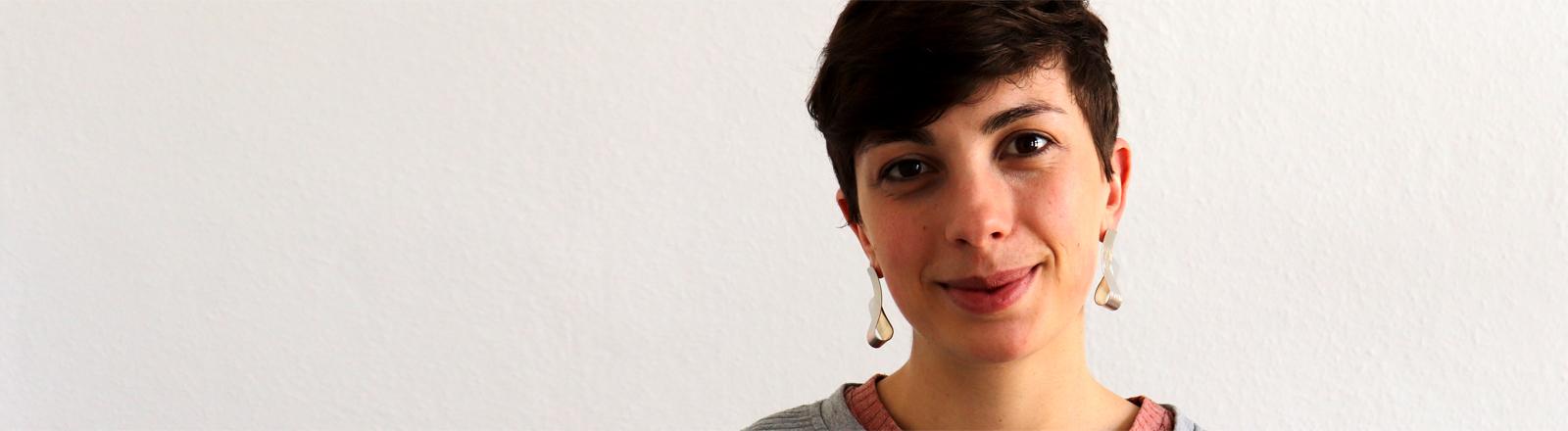 Tine im Portrait
