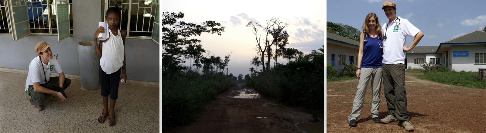 Bilder aus Sierra Leone